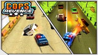 復讐COPS - 高速道路でパトカーの解体(破壊愛好家のためのゲーム)のおすすめ画像2