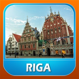 Riga Offline Travel Guide