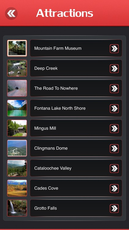 Great Smoky Mountains National Park Vacation Guide screenshot-2