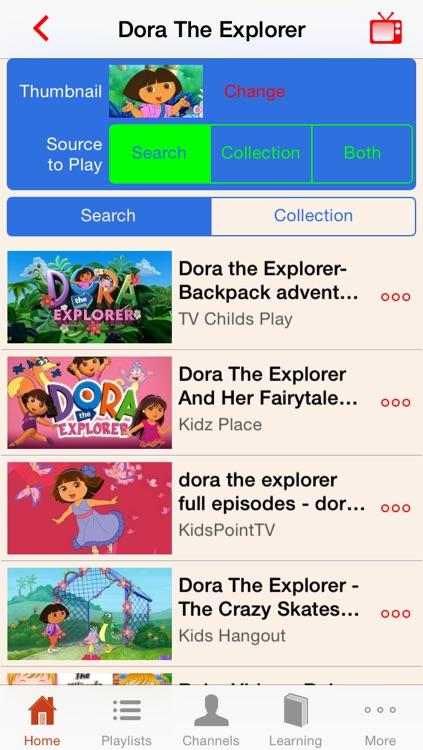 NickViewer - Kids TV Viewer