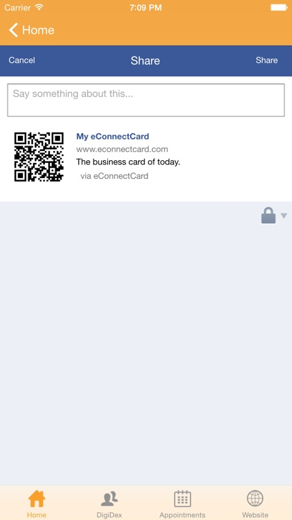 eConnectCard screenshot-1