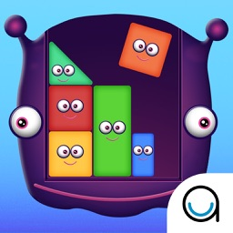 Monster Block Puzzle: Eerie Space and Shape Logic Quest FREE