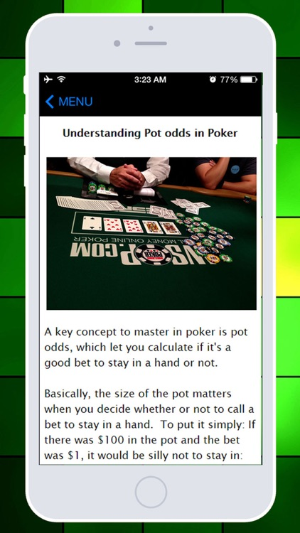 How To Play Hold'em Poker - Beginner's Guide screenshot-1
