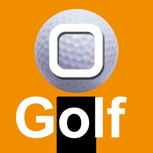 Golf posicionamiento de hoyos