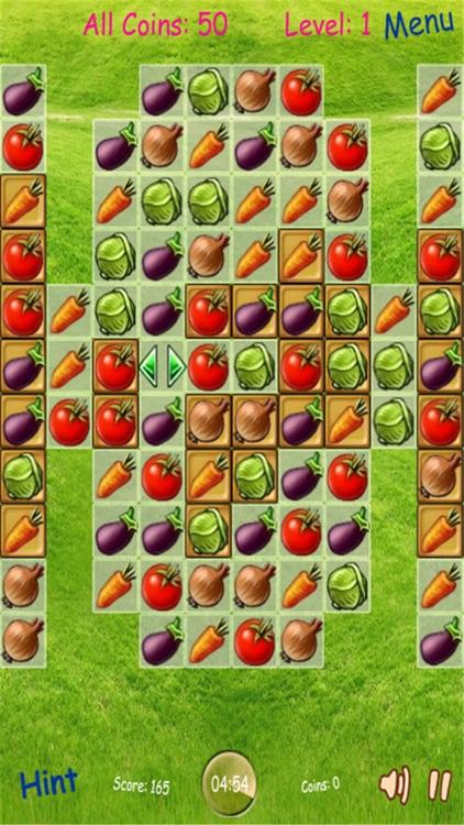 Fruit Match 3 Puzzle screenshot-3