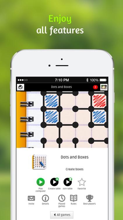 Dots and Boxes Free screenshot-3