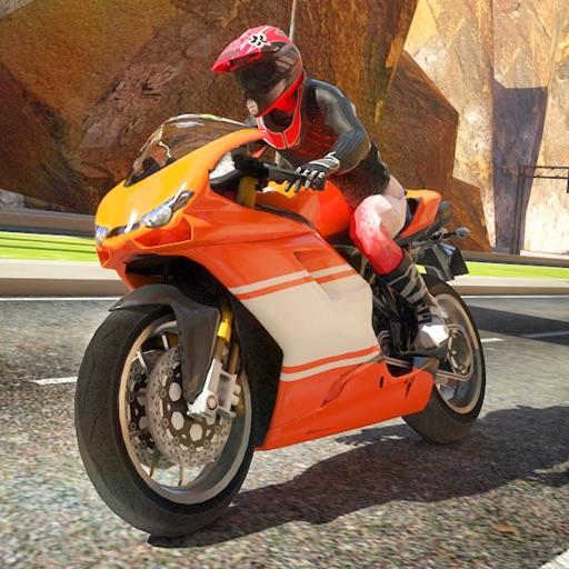 3D Super Bike Race - Realistic Nitro Biker Stunt Racing Games