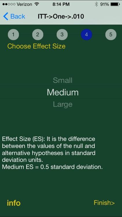 Abu-Bader Sample Size screenshot-3
