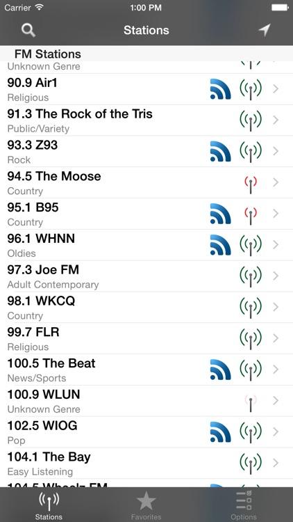 Radio Locator Pro