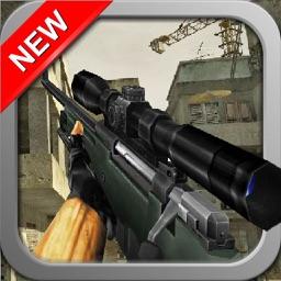 Sniper Hero - Shooting Game