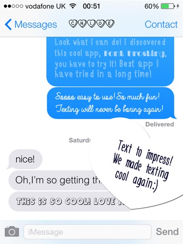 Font Frosting Plus Customize Cool Bio Fonts Changer For Instagram