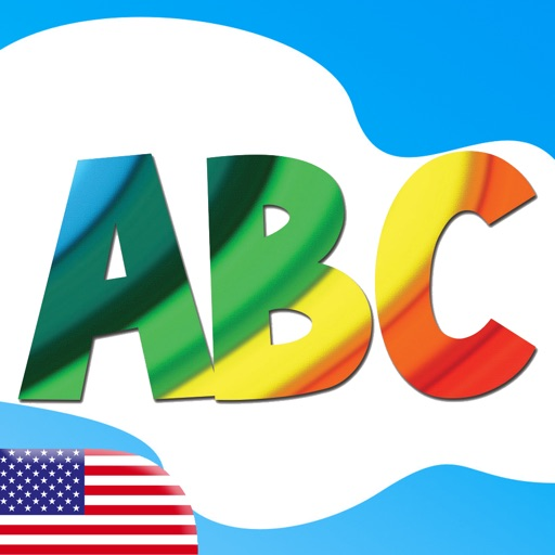 ABC for Kids (US English) - Learn Letters, Numbers and Words with Animals, Shapes, Colors, Fruits and Vegetables