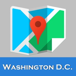 Washington D.C. travel guide and offline city map, BeetleTrip DC metro subway trip route planner advisor