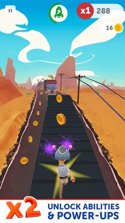 Run Forrest Run - The Official Game screenshot-3