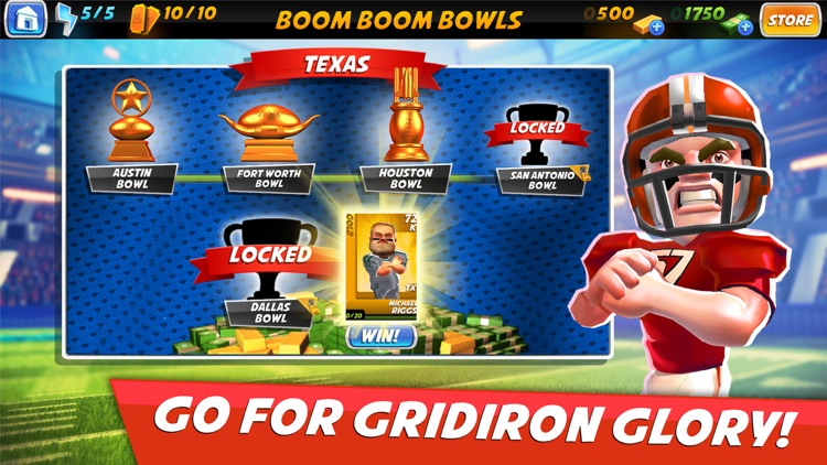 Boom Boom Football screenshot-2
