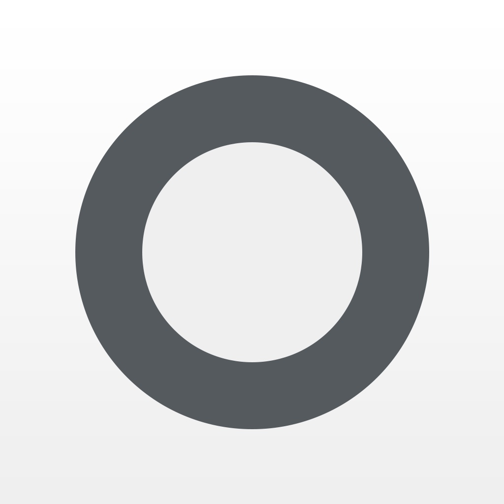 ZEEEN - Dribbble client for iPhone -