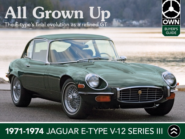 Jaguar E-Type Essentials Interactive Book