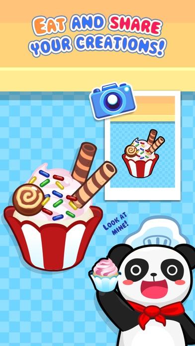 My Cupcake Maker - Spiel der Herstellung und Dekoration von KuchenScreenshot von 5