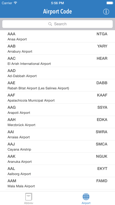 AviationABB - Aviation Abbreviation and Airport Codeのおすすめ画像4
