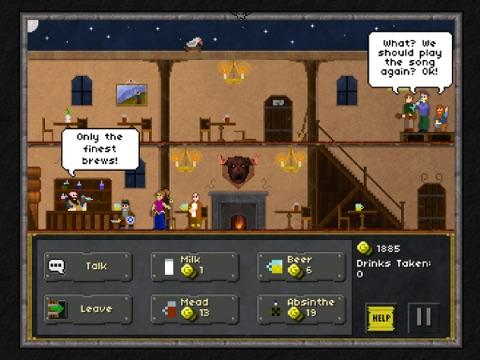 Pixel Heroes: Byte & Magicのおすすめ画像1