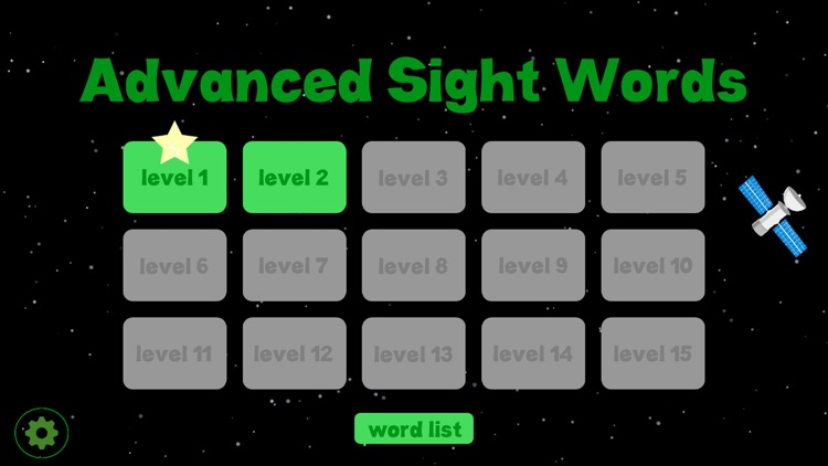 Advanced Sight Words : High Frequency Word Practice to Increase English Reading Fluency screenshot-4