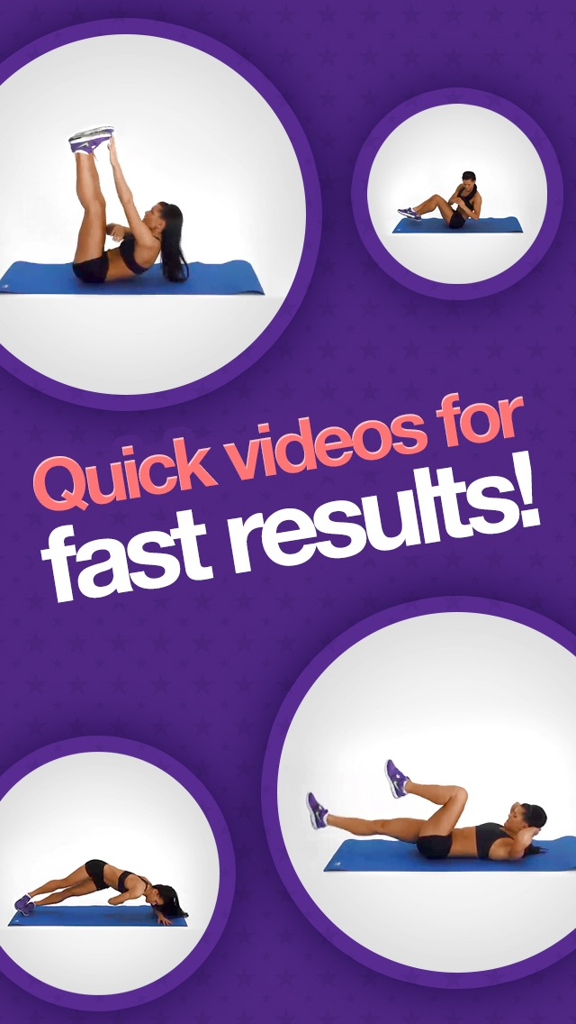 Amazing Abs – Personal Fitness Trainer App – Daily Workout Video Training Program for Flat Belly and Calorie Burn-4