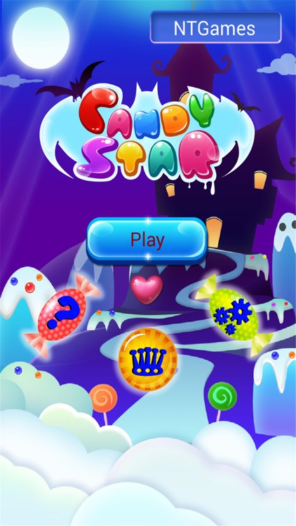 Candy Star Touch FREE screenshot-0
