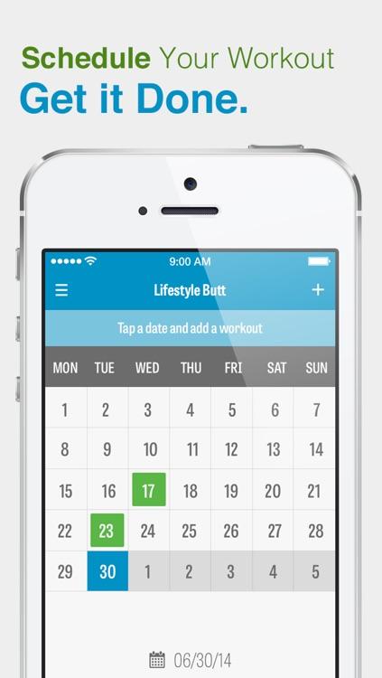Lifestyle Butt Workout screenshot-3