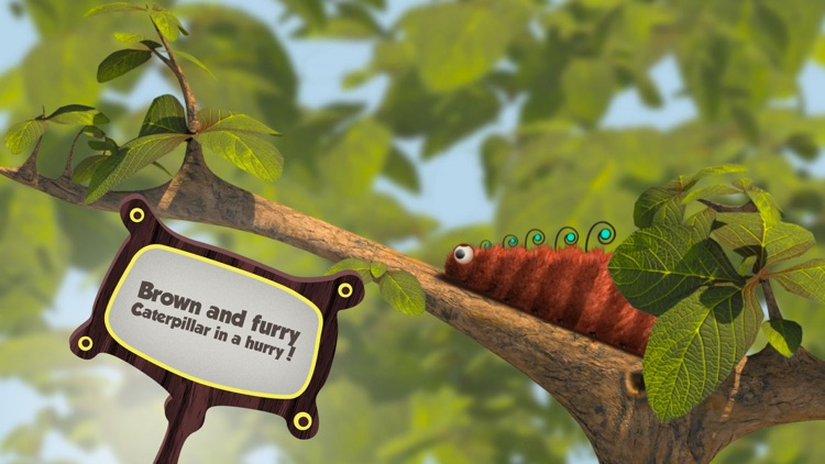 Caterpillar: TopIQ Story Book For Children in Preschool to Kindergarten HD screenshot-4