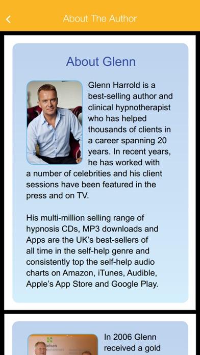 Screenshot for Positive Thinking by Glenn Harrold in United Kingdom App Store