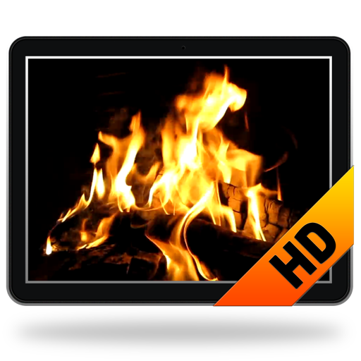 fireplace screensaver wallpaper hd with relaxing crackling fire rh de formidapps com