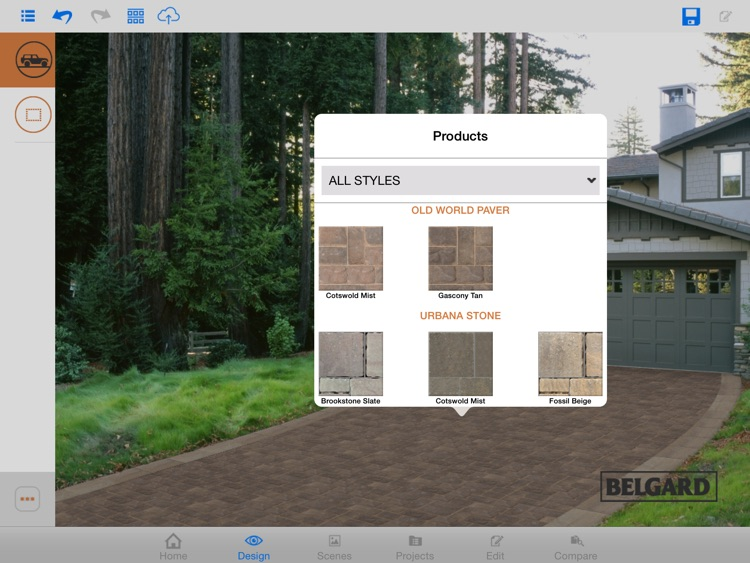 Belgard Project Visualizer