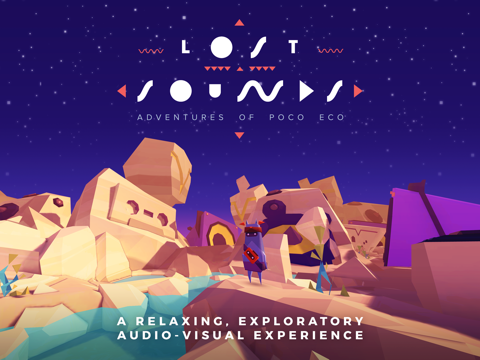 Adventures of Poco Eco - Lost Sounds: Experience Music and Animation Art in an Indie Gameのおすすめ画像1