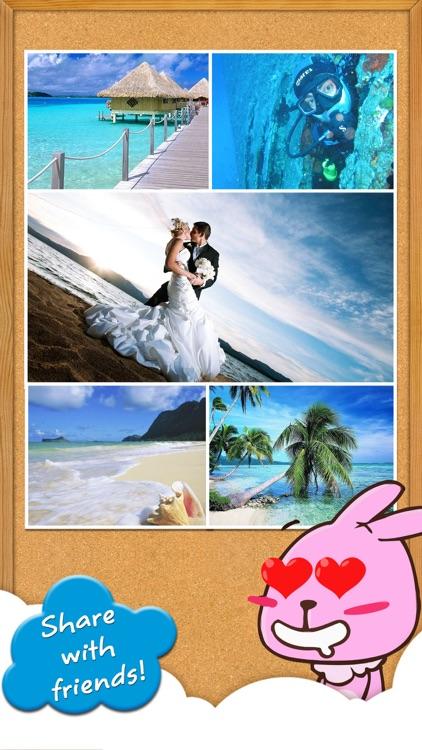 InstaPic - Pic Frame & Photo Collage Maker screenshot-3