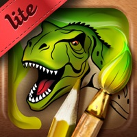 Codes for Coloring Book. Dinosaurs. Lite Hack