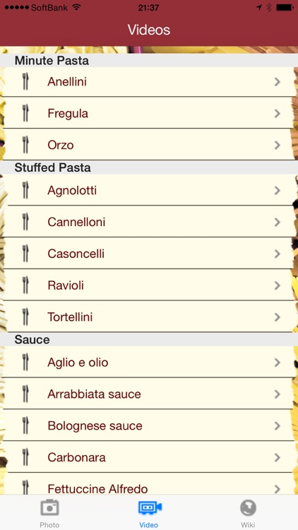 Pasta Pasta screenshot-2