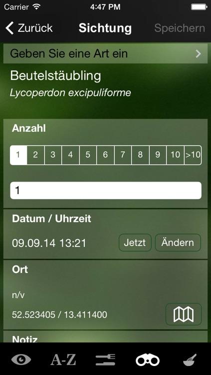 Pilze Sammeln, Bestimmen und Zubereiten - der Pilzführer für Wald und Natur screenshot-4
