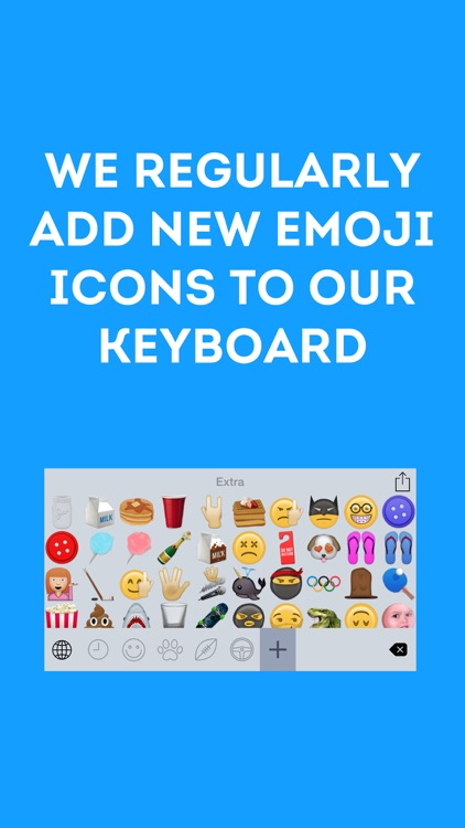 Emoji Free - Extra Icons screenshot-4
