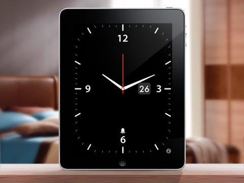 how to set alarm on ipad 1