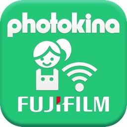 FUJIFILM WPS Photo Transfer for iOS