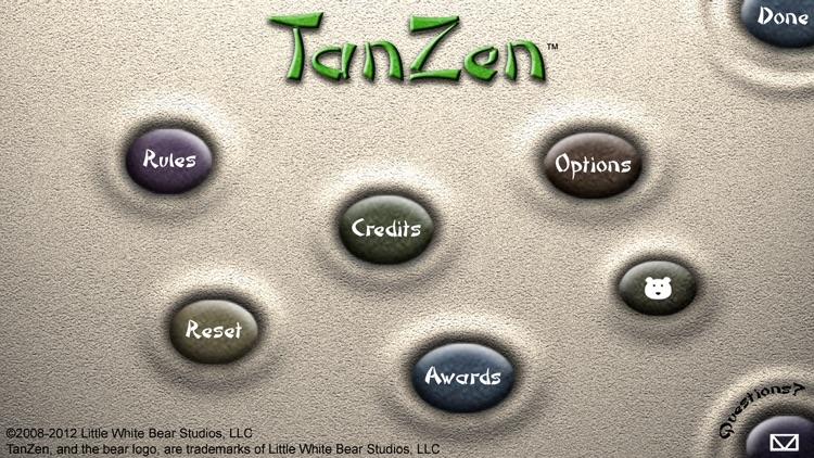 TanZen - Relaxing tangram puzzles screenshot-3