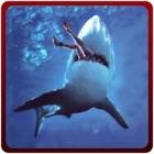 Angry Simulator Shark Attack - Killer predatore gioco di simulazione icon