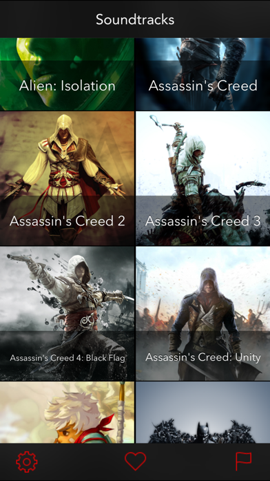 Game Soundtracks screenshot two