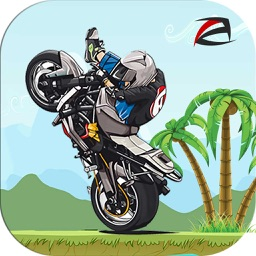Bike Stunt Mania :  The dirt bike adventure Free