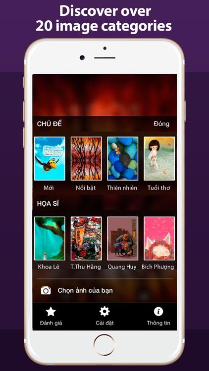 Lock Screen HD - Personalize theme, wallpaper and background for LockScreen screenshot-4