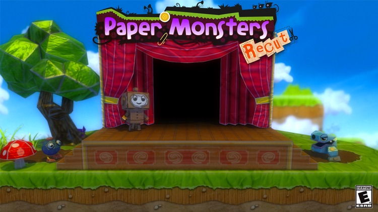 Paper Monsters Recut screenshot-0