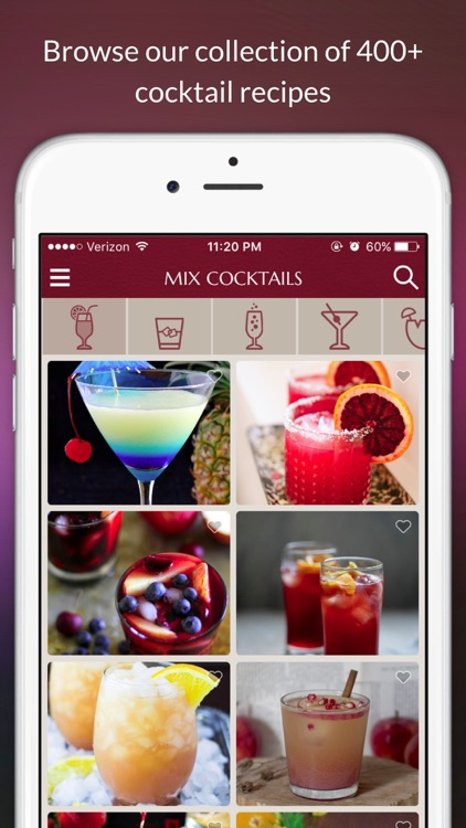 Cocktail Recipes - Mixed Drink and Bartending Recipes