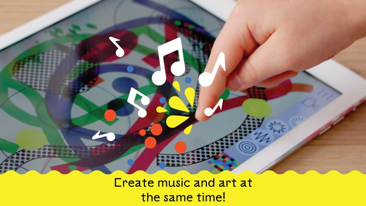 Bubl Draw - Creative drawing with music for kids screenshot-4