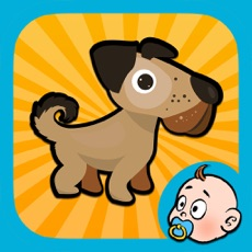 Activities of Animals - educational puzzle games for kids and toddlers