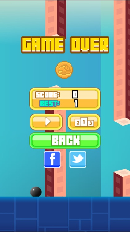 Ball Jumper Tappy - Amazing Escape From The High Blcok City screenshot-3